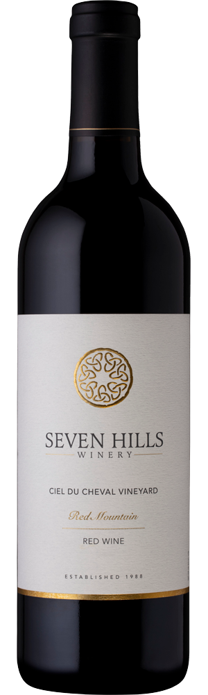 2018 Ciel du Cheval Vineyard Red Wine