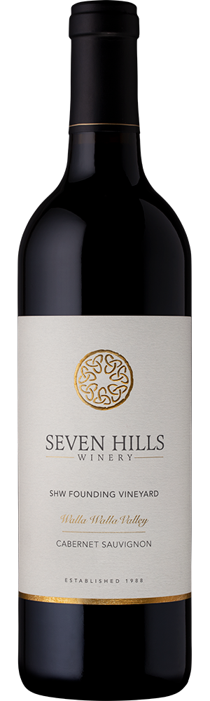 Seven Hills Winery SHW Founding Vineyard Walla Walla Valley Cabernet Sauvignon